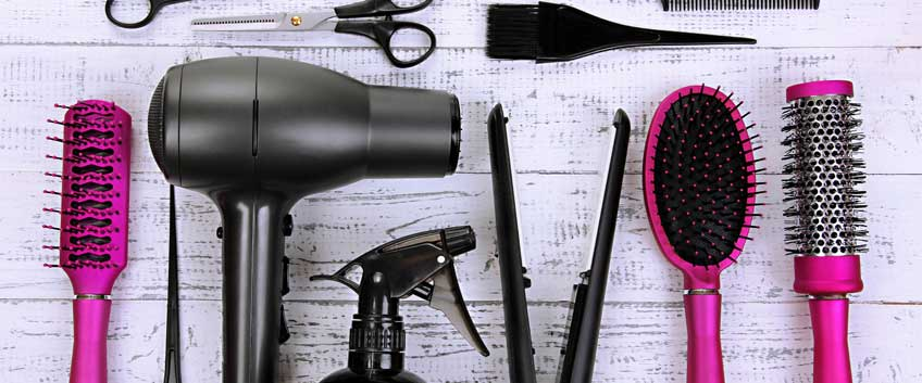 Hair Styling Equipment: Top Tips For Cleaning Your Styling Tools